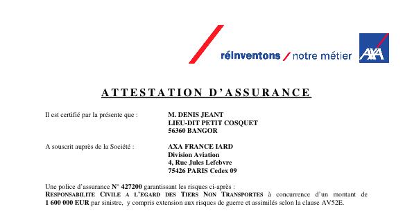 Assurances des drones loisirs et professionnels aerophoto - Indice assurance habitation ...