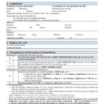 Page 1 du CERFA n°R5-TAAG-6-F2-DEROG-V0-2