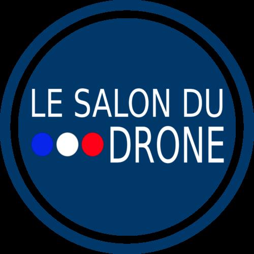 logo le salon du drone