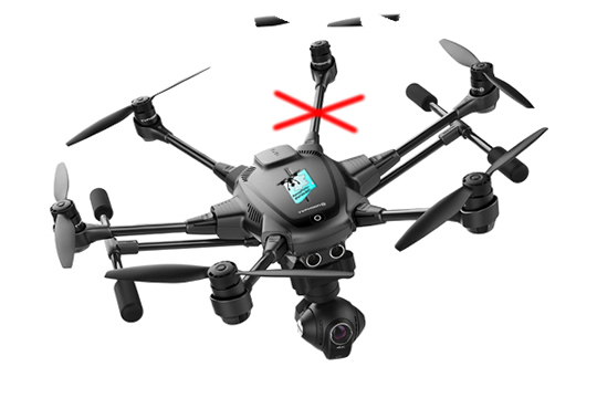 Mode 5 rotors