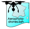 Aerophoto-drones.bzh Logo