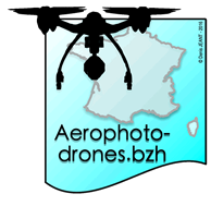 Aerophoto-drones.bzh Sticky Logo Retina