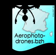 Aerophoto-drones.bzh Sticky Logo Retina